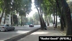 Улицы Душанбе. Иллюстративное фото.