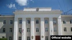 Здание УФСБ по Якутии