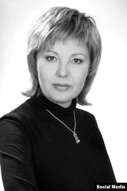 Светлана Сидоркина.