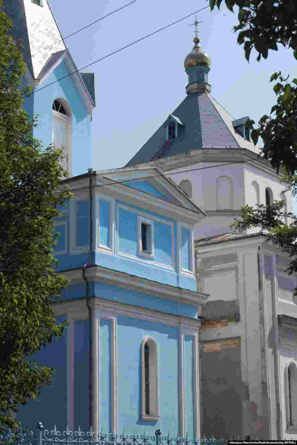 Церкву Різдва Богородиці врятував від знищення міліціонер