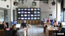 Desk Radio-televizije Srbije, arhivska fotografija
