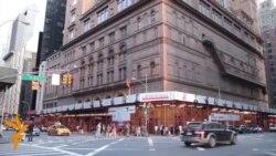 Протесты в Нью-Йорке перед концертом Мацуева