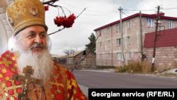 Владыка Спиридон, руководящий пансионатом