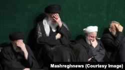 Ayatollah Khamenei IRI Former supreme leader and other Iranian leaders