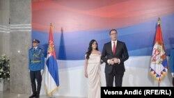 Zvanice i čestitke na inauguraciji