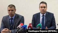 Антон Славчев и Пламен Георгиев