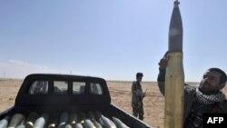 В Ливии идут позиционные бои...