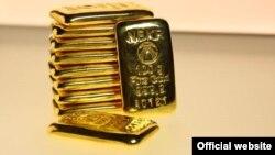 Сатыкка чыгарылган алтын куймалары