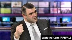 Бывший генеральный прокурор Армении Геворк Костанян (архив)