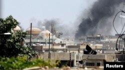 İraqda döyüşlər davam edir, 15 iyun 2017
