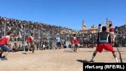 رقابتهای والیبالزیر عنوان جام کابل آغاز شد و تا ده روز دیگر ادامه خواهند داشت.