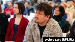 Старшыня Беларускага ПЭН-цэнтру Андрэй Хадановіч