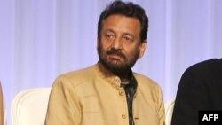 Ֆրանսիա - Հնդիկ կինոռեժիսոր Շեկխար Կապուրը Կաննի 63-րդ կինոփառատոնում, մայիս, 2010թ.