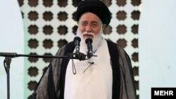 احمد علم الهدی امام جمعه مشهد (عکس از آرشیو)