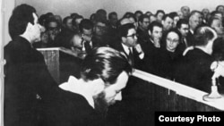 Суд над А.Синявским и Ю.Даниэлем. 1966 год