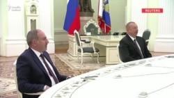 Əliyev- Paşinyan görüşü: Moskvada nə qərara gəldilər?