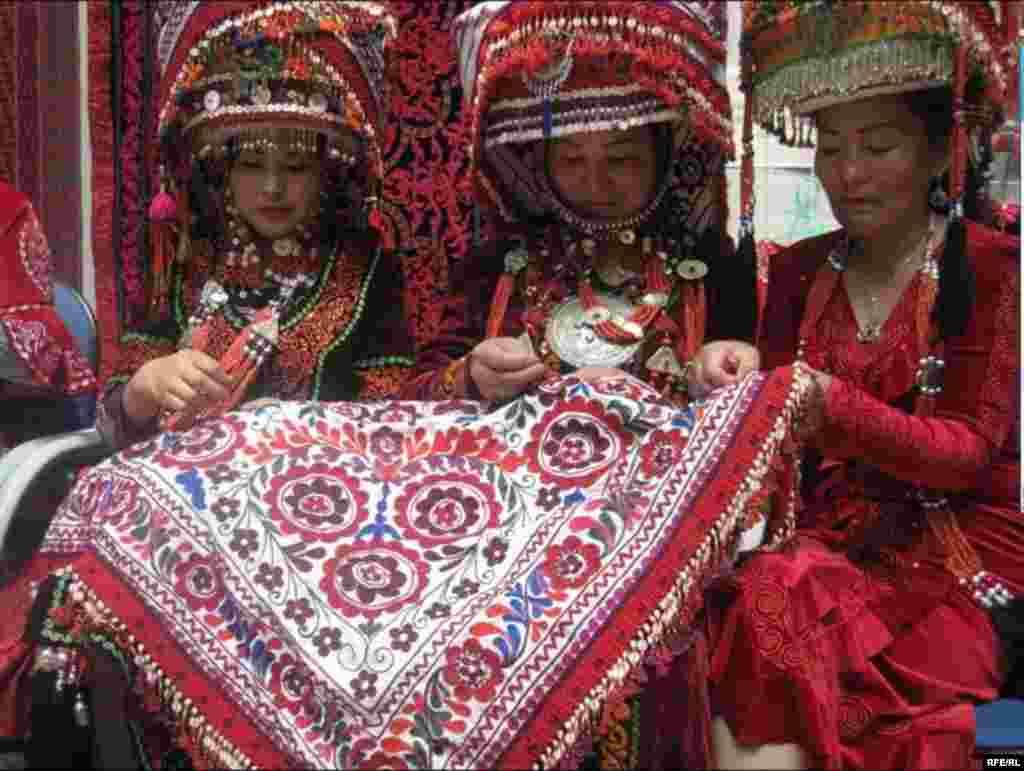 Кытайдагы кыргыз мурастары #3