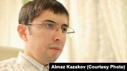 Алмаз Казаков
