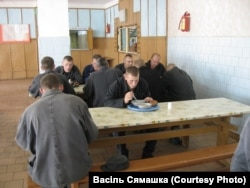 Папраўчая калёнія № 3 у Віцебску. Фота Васіля Сямашкі