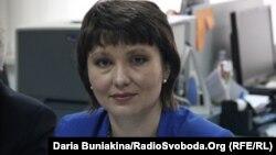 Ірина Білоус, заступник головного лікаря Черкаського обласного центру профілактики та боротьби зі СНІДом