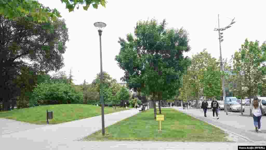 Belgrade - Serbia - King Aleksandar boulevard