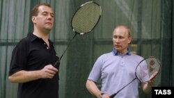 Блогеры называют президента России Айпадом Бадминтоновичем