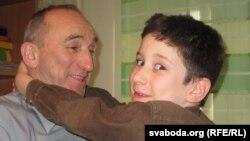 Віктар і Данік Савіцкія
