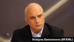 Олександр Тимошенко у Празі 9 січня 2012 року