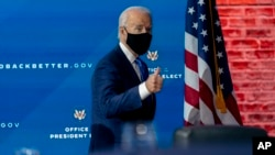 Избраниот американски претседател Џо Бајден