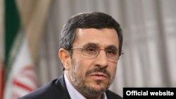 محمود احمدی نژاد، رييس جمهور اسلامی ايران