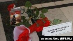 """""""Râul de sânge"""", o carte de Valentina Ursu"""