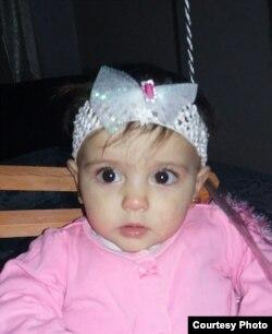 11-месячная Ламар, дочь Абдулкафы Альхамдо