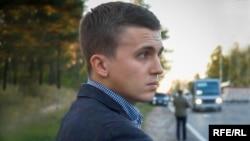 Журналіст програми «Схеми» Михайло Ткач