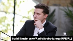 Пресмарафон президента України Володимира Зеленського, Київ, 10 жовтня 2019 року