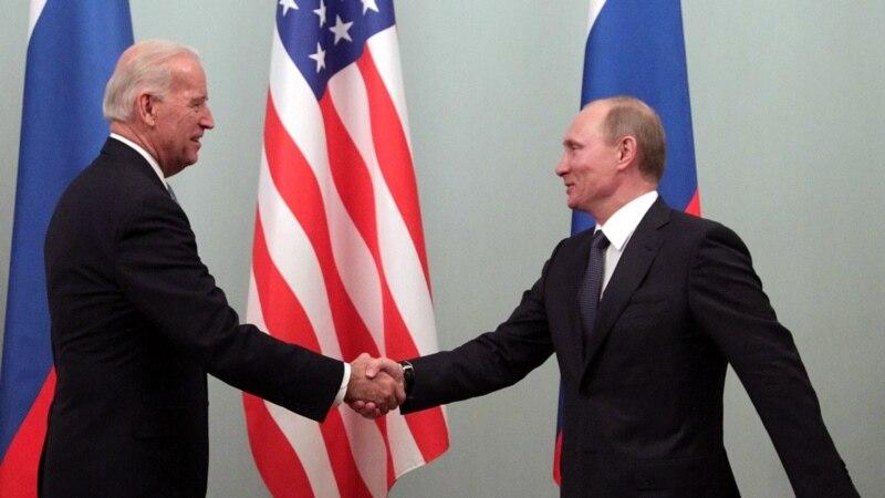 Владимир Путин и Джо Байден могут встретиться в июне