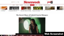 Newsweek, Silvana de Faria