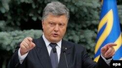 Президент Петро Порошенко (архівне фото)