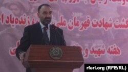 عطا محمد نور سرپرست بلخ