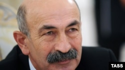 Председатель комиссии правительства Южной Осетии по делимитации и демаркации границы Мурат Джиоев