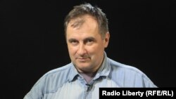 Глава правозащитного центра «Мемориал» Александр Черкасов