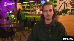 "Полиция ""мухлисим бўлгани учун мени селфи тушишга қидираётгани йўқ"", деди Александр Долгополов."