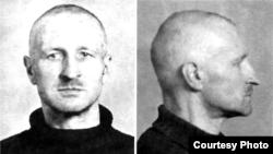 И.А. Кривошеин после ареста на Лубянке. 22 сентября 1949 г.