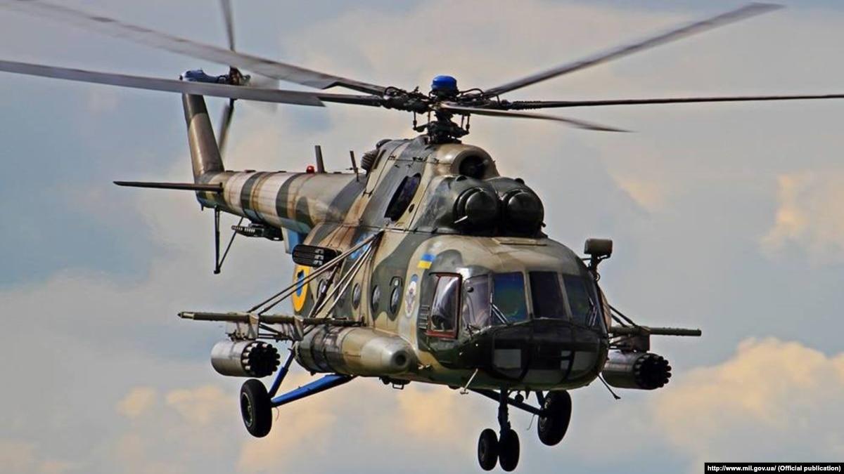 Парк вертолетов ВСУ: как Украина использует их на Донбассе