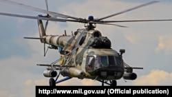 Військовий гелікоптер, ілюстративне фото