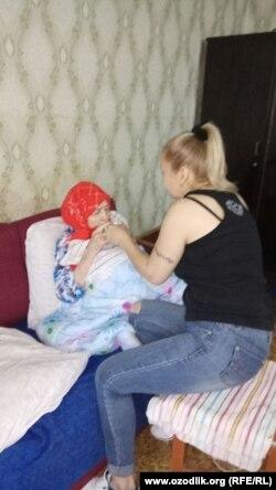 Ветеран войны по несколько дней находилась одна в своей квартире.