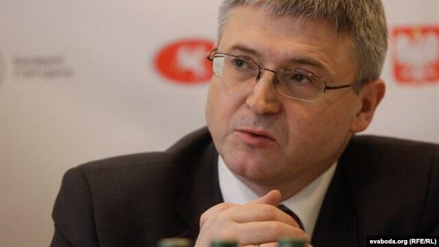 Leszek Szerepka, Polish ambassador to Belarus