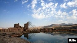 UNESCO Takht Sulaiman