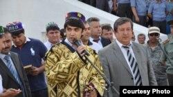 Рустами Эмомалӣ, акс аз соли 2011