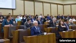 Алгы рәттә Татар конгрессы рәисе Ринат Зиннуров