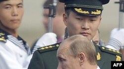 Владимир Путин прибыл в Китай. 11 октября 2011 года